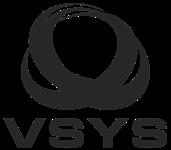 Vsys Sweden AB dark logo